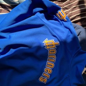 Nike Cooperstown Collection Seattle Mariners top